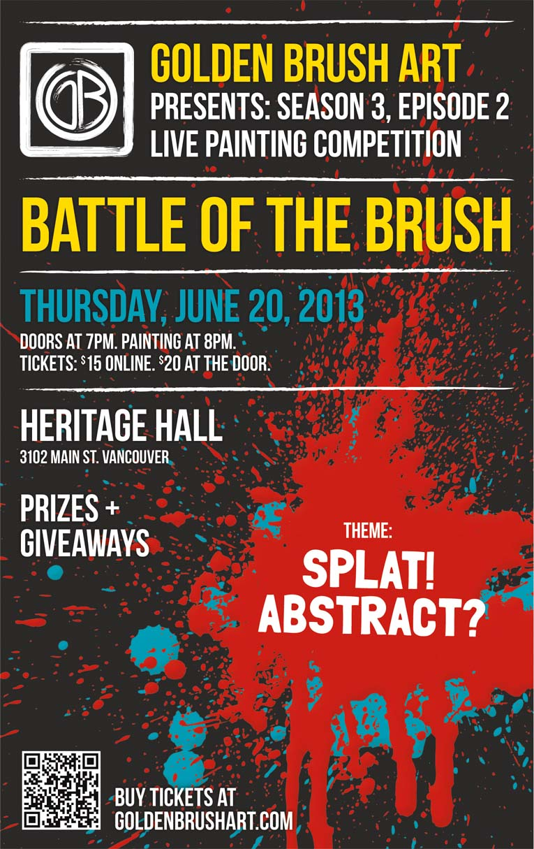 Battle of the Brush/Heritage Hall